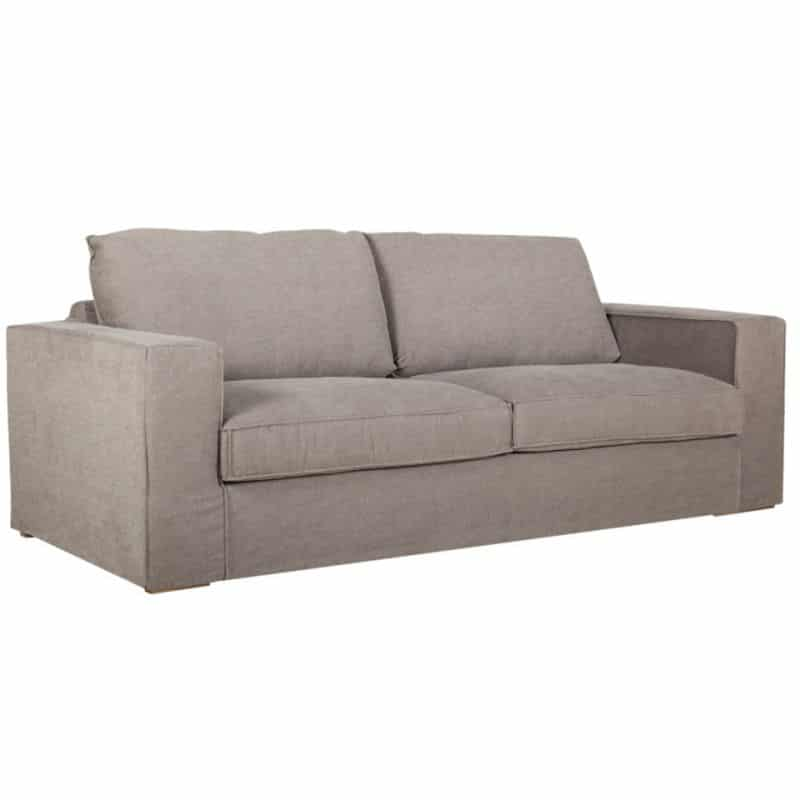 Abbe 3seater Brest77 Grey Brown 2