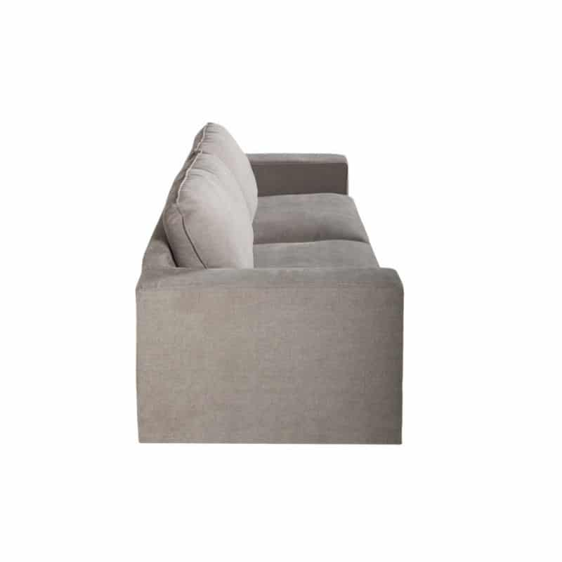 Abbe 3seater Brest77 Grey Brown 3