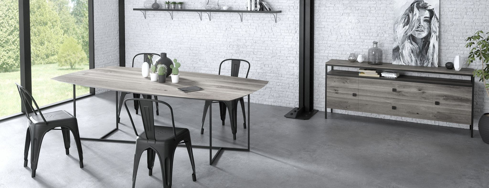 Iron – Table