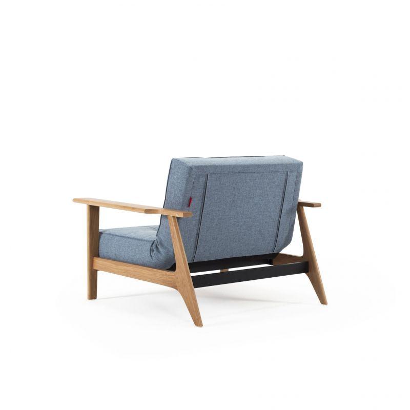 Splitback Frej Chair 525 Mixed Dance Light Blue 6
