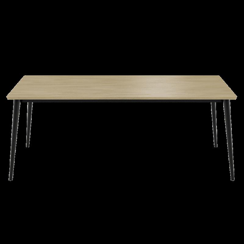 Table Core Mobitec Pieds Métal