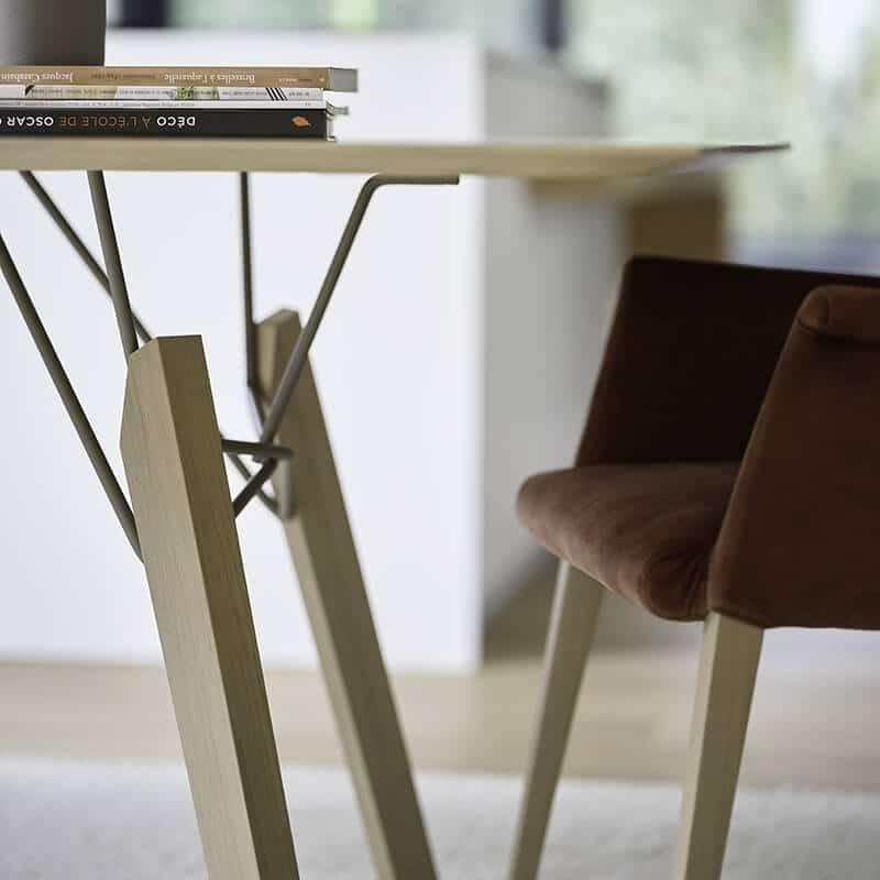 Table Gravity Rectangulaire Détails