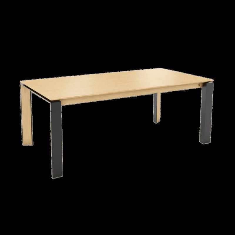 Table Oxford Pieds Métal