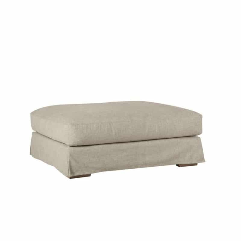 Heaven Footstool Drom11 Light Brown 3 0