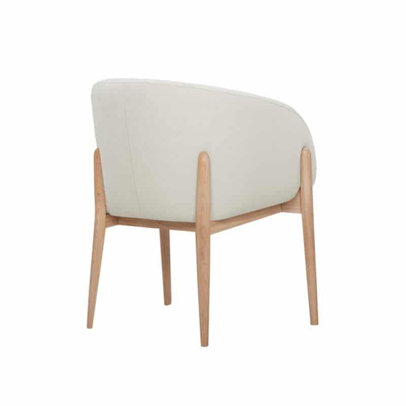 Jenny Bistro Chair Linenp823 4 Ash 4